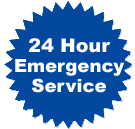 we offer 24 hour emergency service