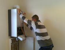 we install tankless water heaters